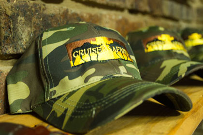 Cruiser Safaris memorabilia