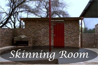 Link to Cruiser Safaris skinning room facilities.