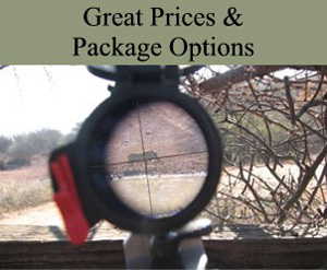 Great Prices and Package Options