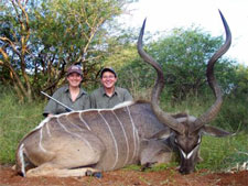 Steve and Dawn Klotz - Kudu